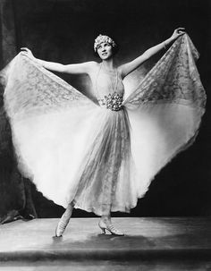 Actress and dancer Irene Castle Freman London, England 1923