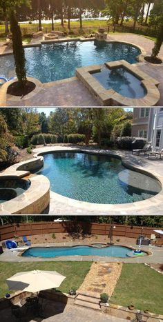 This family owned and operated company handles renovation and construction of spas and pools. They also provide custom inground pool design services.