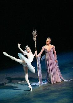 Royal Ballet's Sleeping Beauty Act II