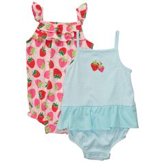2-Piece Sunsuits | Baby Girl One-Piece