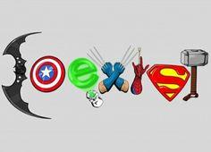 Superheros | CoExist