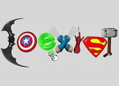 Superheros | CoExist