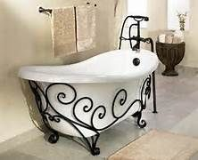 clawfoot tub - absolutely beautiful!!!