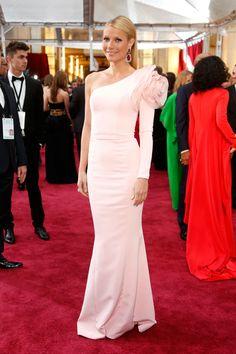 Los más (y menos) elegantes de los Oscar