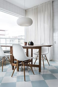 Hammarby sjöstad Eames dining place stockholm Fantastic Frank