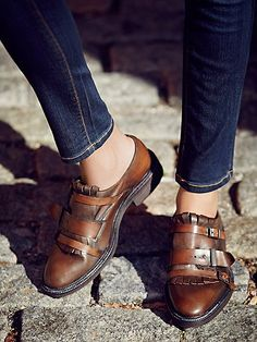 out west kilty brogue | free people