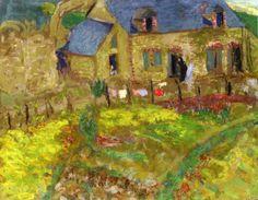 Breton House: Edouard Vuillard.