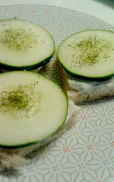 Cucumber Tea Sandwiches | Southern With A Twist