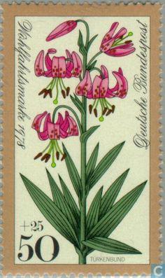 Germany, Federal Republic [DEU] - Flowers 1978