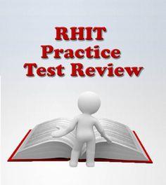 8 best rhia rhit exam images on pinterest school career options rh pinterest com RHIT Programs RHIT Study Tips