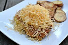 plumlovský řízek Russian Recipes, Spaghetti, Polish, Cooking, Ethnic Recipes, Food, Russian Foods, Kitchen, Vitreous Enamel