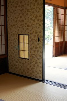 Ornate Sliding Doors 桂離宮