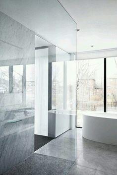 Bathroom - House 60 in Toronto, Canada by gh3