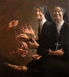 Giovanni Gasparro, L'invito, 2010 - CoSA | Contemporary Sacred Art