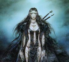 drawn,fantasy,people,girl,woman,female,sword,sexy,wild,luis,Luis royo ... 37753df6c3cc4e7f8b3ba731b7ed0af1.jpg