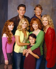 TV Moms~Character: Reba Hart Actress: Reba McEntire TV Series: Reba (2001-2007) Her kids are far from perfect (hello, teen pregnancy!), but wisecracking Reba takes everything — including her ex-husband's new, much-younger wife — in stride.