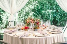 La Tavola Fine Linen Rental: Velvet Grey with Essex Black Napkins | Photography: Delbarr Moradi Photography, Event Planning & Design: A Savvy Event, Florals: Chestnut & Vine, Tabletop Rentals: Frances Lane, Furniture Rentals: Found Vintage Rentals, Votives: Glassybaby
