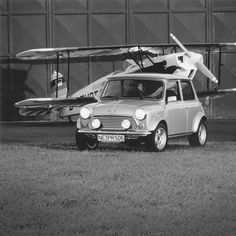 Only 400 of these limited edition Mini Silverbullet models were produced. Have you seen one? #history #planes #MINI