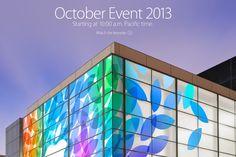 Los eventos del año KeyNote Apple Nokia World Octubre 2013