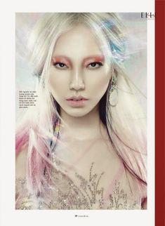 ASIAN MODELS BLOG: EDITORIAL: Soo Joo Park in Elle Vietnam, October 2013