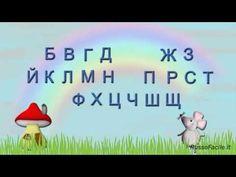 Alfabeto russo con la pronuncia. | RussoFacile