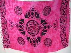 pink sarong celtic intricate knotwork wholesale sri canga sarong clothing $5.25 - http://www.wholesalesarong.com/blog/pink-sarong-celtic-intricate-knotwork-wholesale-sri-canga-sarong-clothing-5-25/