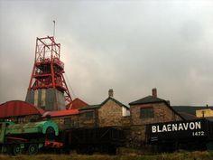 Blaenavon Industrial Landscape - United Kingdom (Wales)