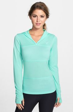 Nike 'Elite' Dri-FIT Running Hoodie available at #Nordstrom