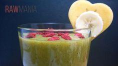 Zelené potěšení Acai Bowl, Pudding, Breakfast, Smoothie, Desserts, Acai Berry Bowl, Morning Coffee, Tailgate Desserts, Deserts