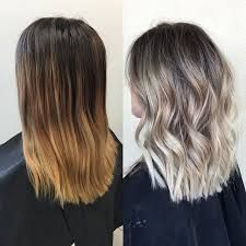 Image result for ash blonde hair with platinum balayage