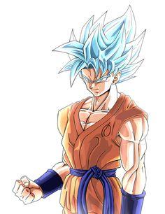 Dragon Ball Super | Goku | SSGSS | Anime