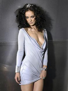 Olivia Wilde in Vegas Magazine
