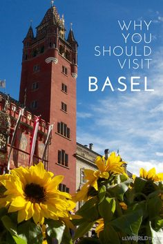 Visit Basel, Switzerland's most unique city. See why on LLworldtour.com
