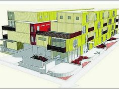 Container Condo To Be Built In Detroit