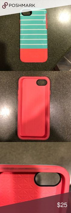 iPhone 7 Otterbox Case Only used for 1 week until I got a new one, only wear is from my jeans ! OtterBox Accessories Phone Cases