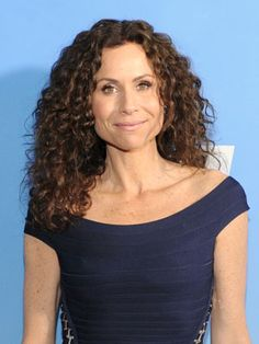 Minnie Driver on Her Curly-Hair Must-Haves and an Old-School Skin Trick: Sure, Minnie Driver is an Oscar nominee and the star of a new TV show (NBC's About a Boy). But that