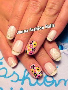 *Dos Esteites* nail art #16 - DriEsmaltes