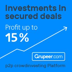 When it comes to P2P business lending, Grupeer is one of the safest and most profitable platforms available.  See why in the link.