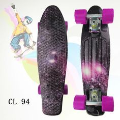 22 Inch complete Mini Curiser board With good quality and price for Girl and boy to Enjoy the skateboarding Mini rocket board