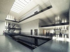 University of Antwerp Auditorium and Research Building Winning Proposal