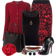 """""""Peep-Toe Ankle Booties (OUTFIT ONLY!)"""" by angela-windsor on Polyvore"""