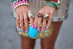 Love the arm candy!