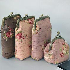 dec43634ba90 wallet wristlet crossbody bag wedding clutch coin purse by LovekaHandmade