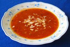 Provensálska paradajková polievka