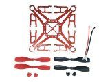 Usmile® 122mm 10g Super lightweight Micro PCB Quadcopter Frame & Battery cable & 2 pairs of propellers combo for Nano fpv racing support Hubsan 107L 820 8.5*20mm motor - http://dronesheaven.ianjweboffers.com/usmile-122mm-10g-super-lightweight-micro-pcb-quadcopter-frame-battery-cable-2-pairs-of-propellers-combo-for-nano-fpv-racing-support-hubsan-107l-820-8-520mm-motor/