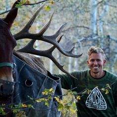 """Guys, this video had to be shared. (Link in bio) If you're like us and you can't wait til elk season you'll want to watch this film NOW! """"Taking a bow into a gun fight"""" features our buddy @devinleonard_ as he hunts rutting bulls in Utah, with a bow, during a rifle hunt 🏹 go watch this and let us know what you think ✌🏻 Camera and edit by: @dallashemeyer  Congrats on the hunt guys!  #hushlife #elkhunting #hunting #utah #hushin #archery"""