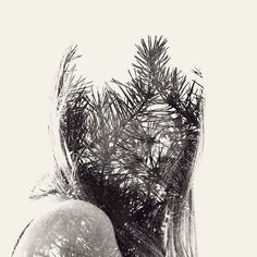 I am amased!  by http://www.christofferrelander.com/projects/we-are-nature/
