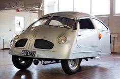 Hoffmann-1951  Lane Motor Museum, Nashville, TN