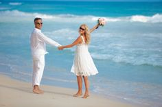 Sample Vows for a Beach Destination Vow Renewal
