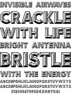 """Idler is an all caps, modular display typeface meant to be used for big, bold lettering. Idler's two """"main"""" weights (Idler Detail and Idler Plain) can be used effectively as single colored layers on their own, but the typeface's true potential is realized when the user layers the """"shaded"""" weights along with the main weights to create a colorful 3D shading effect. Starting from $9.99"""